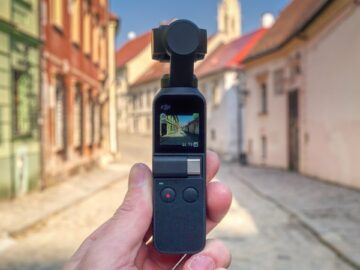 DJI Osmo Pocket – Review after the Hype